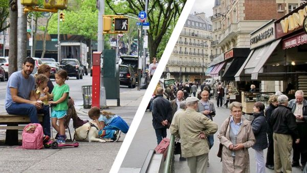 New York vs. Paris—Which is on the Right Track?