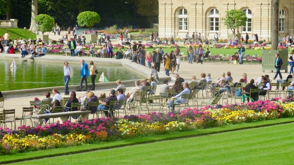 The Magic of Luxembourg Gardens